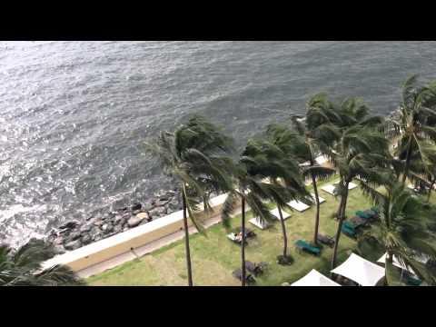 Sofitel Philippine Plaza Prestige Suite Manila Pool and Manila Bay View by HourPhilippines.com