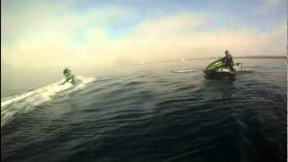 Yamaha fx cruiser HO, Kawasaki ultras 260 and 300 supercharged Full throttle
