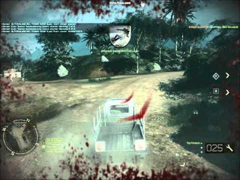 Battlefield Bad Company 2 Vietnam Tuk-Tuk Taxi Master Roadkill Operation Hastings