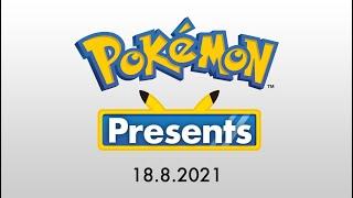 Pokémon Presents (18/8/21) med Liam