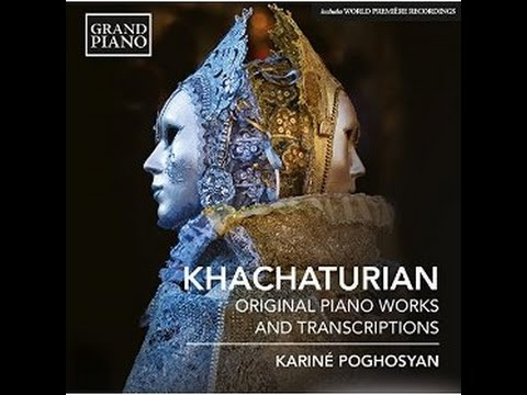 Kariné Poghosyan Khachaturian Concert in Chicago at PianoForte