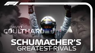 Schumacher's Greatest Rivals: David Coulthard