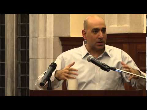 Ali Abunimah - One Country: A Bold Proposal to End the Israeli-Palestinian Impasse (Part I)
