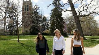 Michigan State Panhellenic Recruitment Video 2021