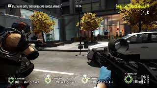 PAYDAY 2: CRIMEWAVE Game  Run 05