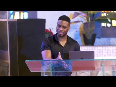 Grind + Grace = Favor | Youth Pastor Kel Mitchell