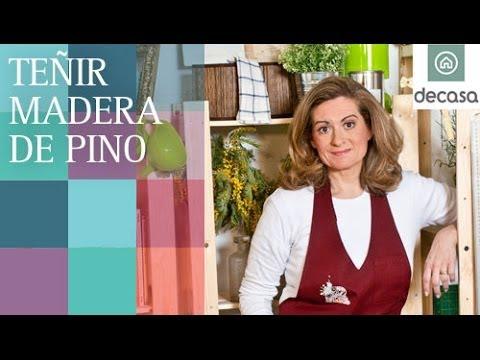 Pintar Madera De Pino Tutorial Reciclarte Youtube