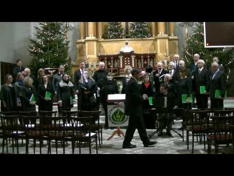 """Mesjasz G.F.Händel Warszawa Towarzystwo Śpiewacze """"Kulturalny Komorów"""""""