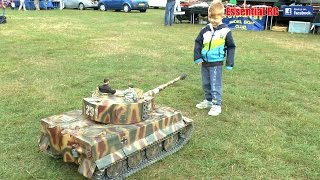 failzoom.com - *BIG* RADIO CONTROLLED TANKS !