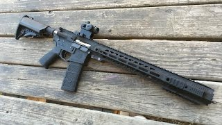 EMG/G&P Salient Arms GRY Airsoft AEG