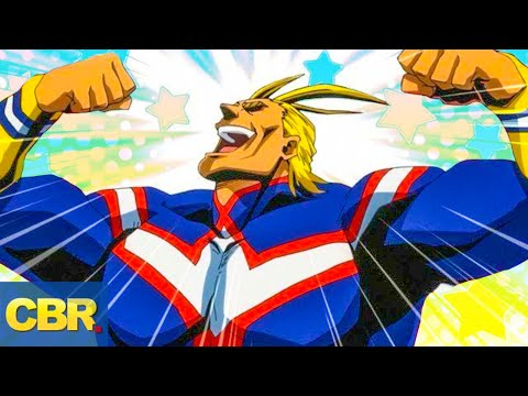 My Hero Academia: Everything You Didn't Know About All Might