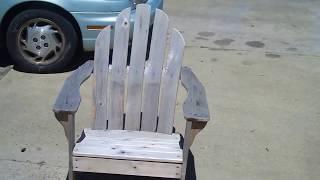 Cedar Furniture Painted.mov