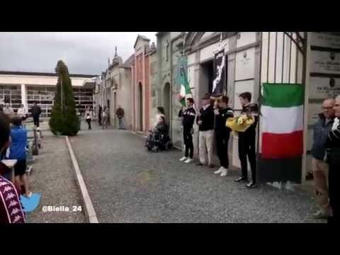 18° Memorial Vittorio Pozzo   Ponderano   L'Inno di Mameli