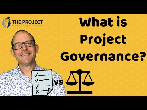 What Is Project Governance? The Project Management Guide