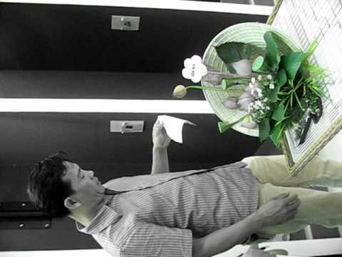 Thuyết trình cắm hoa - Mr.Ẩn part 2