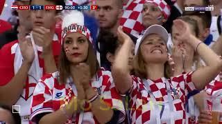 ملخص انجلتر وكرواتيا جنون رؤوف خليف ^ كرواتيا الى النهائى