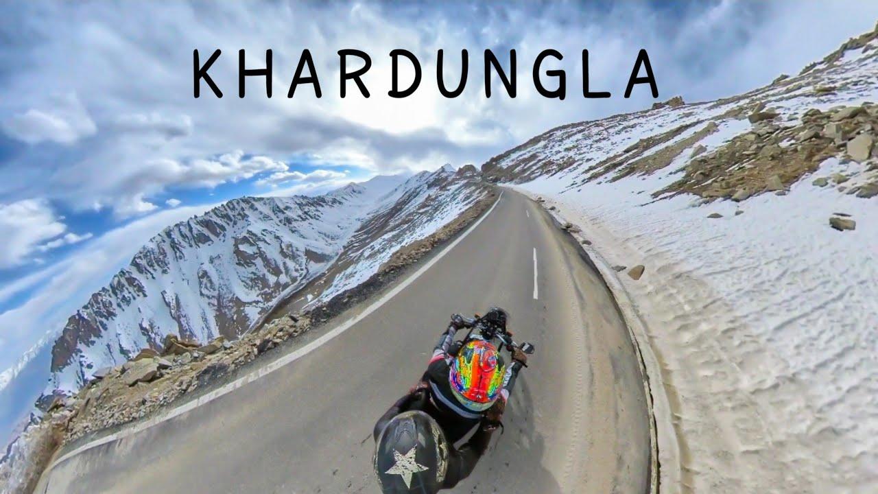 HIGHEST MOTORABLE ROAD IN THE WORLD ? Leh Ladakh 2021 | Story on Wheels #ladakhanibarachkahi