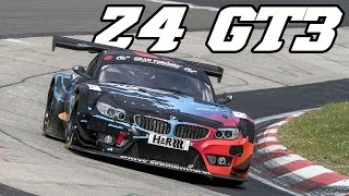 BMW E89 Z4 GT3 - still racing in 2016