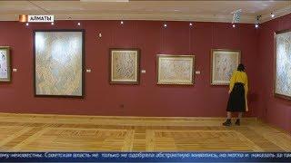 Творчество и мистика - уникальная выставка картин Сакена Гумарова в Алматы