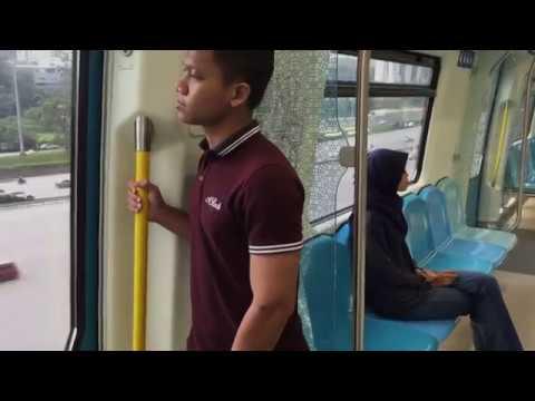 Yana X Saufi - Disana Cinta Disini Rindu (parody)