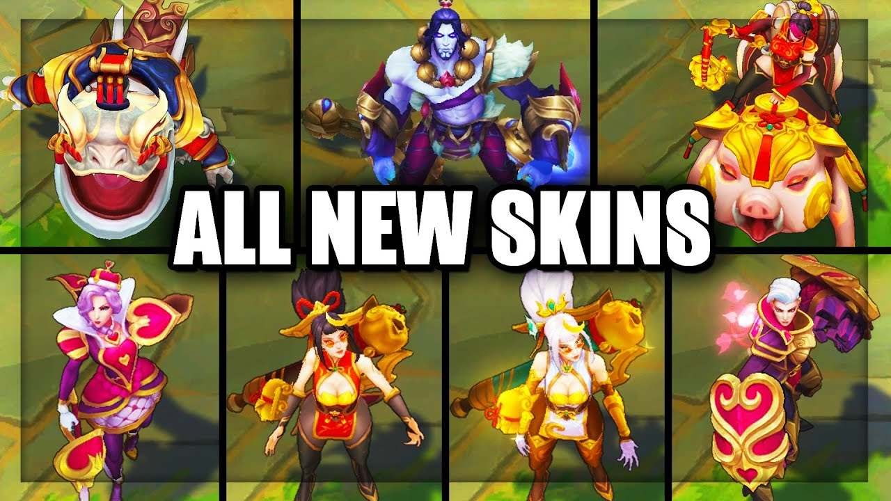 How to Unlock Prestige Skins for Your Favorite Champions on