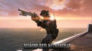cod black ops 2 diamond r870 mcs shotgun gameplay