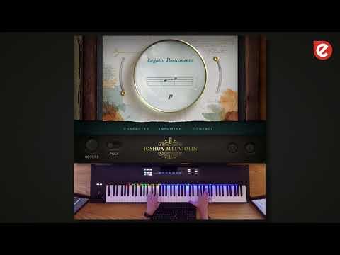Joshua Bell Virtual Violin - Official Walkthrough (Part 1)