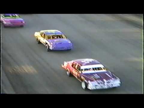 Wakeeney Speedway Sept 2 1995 Stock Car Heat  4