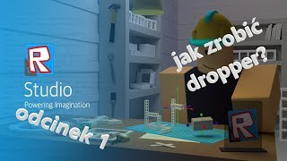 ROBLOX Studio-How to make a tycoon? #1 How to make a dropper and what script to it!