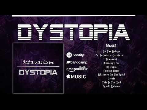 """Octavarium - Dystopia 2018! """"OFFICIAL FULL ALBUM STREAM"""" {Swedish Prog Metal} Mp3"""