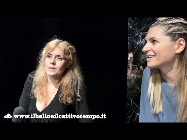 Albania-Italia solo andata - Teatro Lo Spazio - Marbjena Imeraj