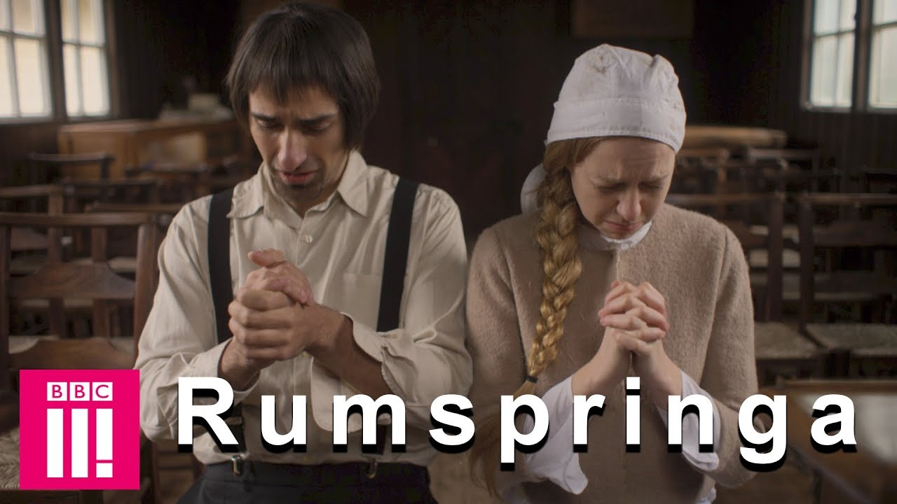 What is Rumspringa?