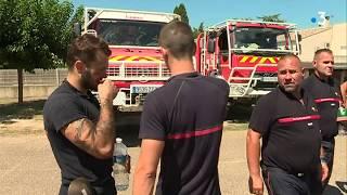 A Générac, les pompiers peuvent compter sur la solidarité des habitants