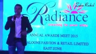 Top Motivational Speaker - Zubin Rashid - Pantaloons East Annual Awards Meet 2015