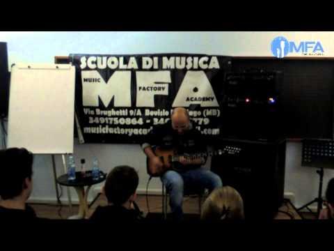 Marco Sfogli - Docente dei corsi Masterclass presso la MFA