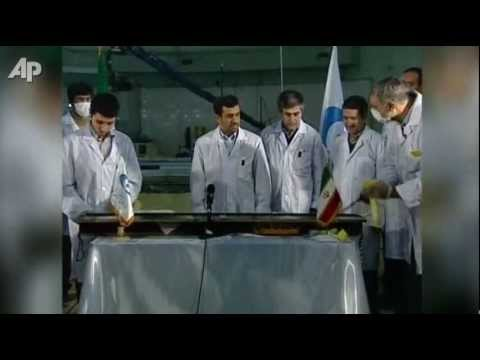 Iran Claims Major Steps in Nuclear Fuel