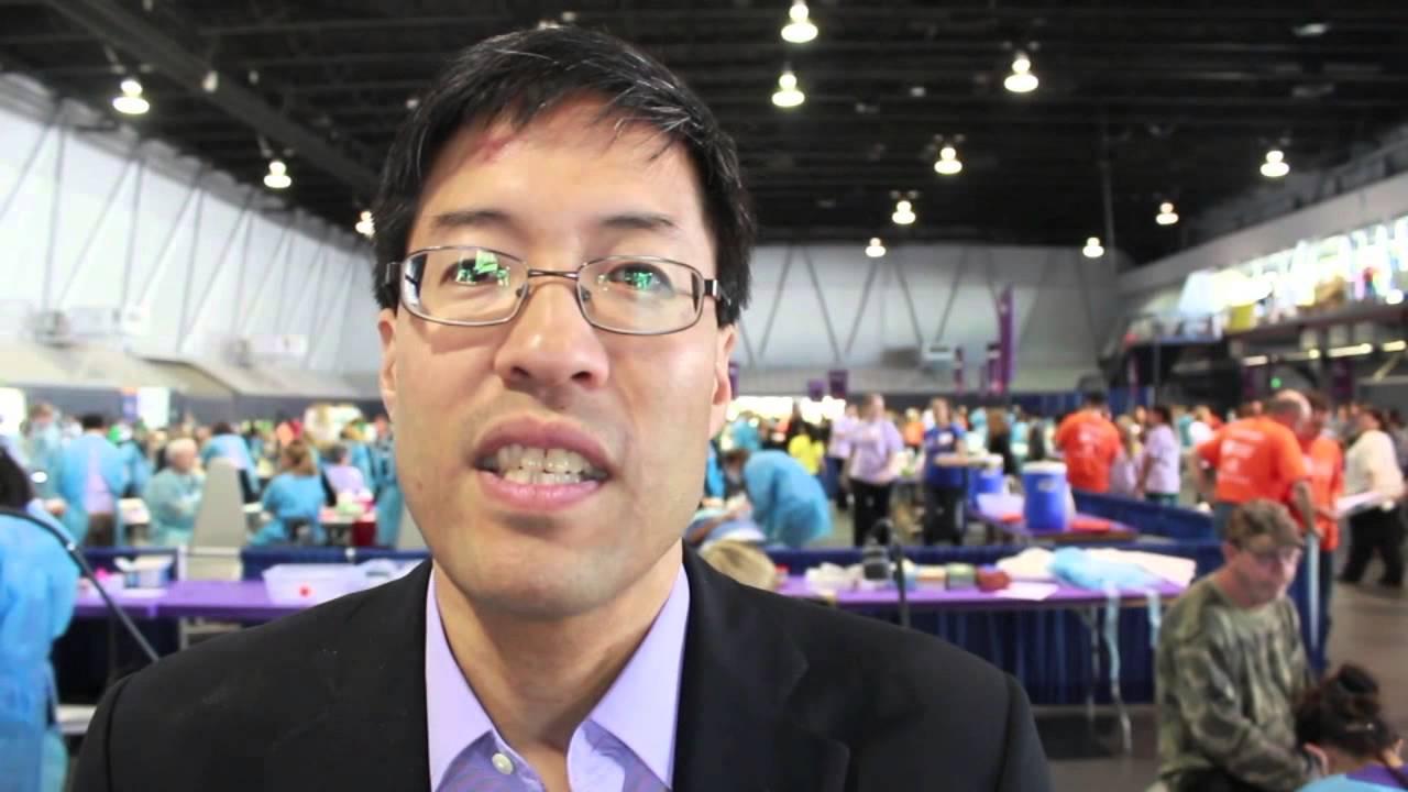Senator Richard Pan discusses Denti-Cal at CDA Cares - YouTube