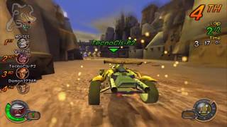 Jak X: Combat Racing - Online Racing 2017