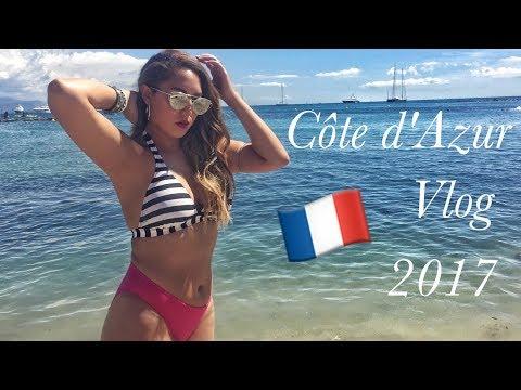 Côte d'Azur Vlog 2017