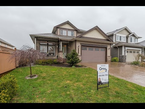 Real Estate Video Tour of 6620 Southdowne, Chilliwack BC.
