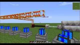how to make an oil refinery in tekkit