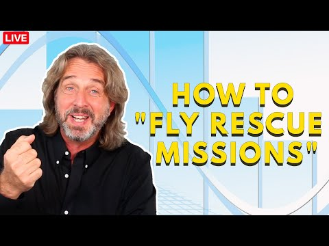 """Wheel Strategy Tips - How to """"Fly Rescue Missions"""""""