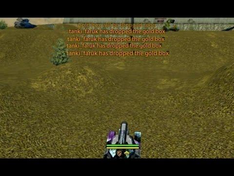 tanki online gold box hack