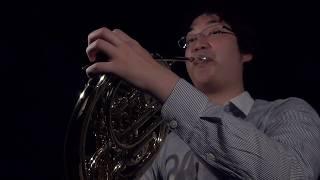"""管楽器プレイヤーのための新しいソロ楽譜""""めちゃモテ""""シリーズ ~ホルン..."""
