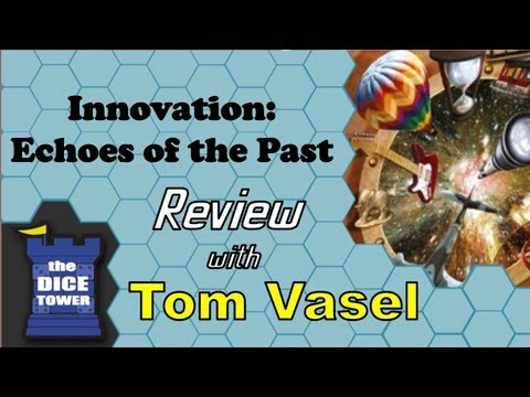 Innovation: Echoes of the Past Review - with Tom Vasel