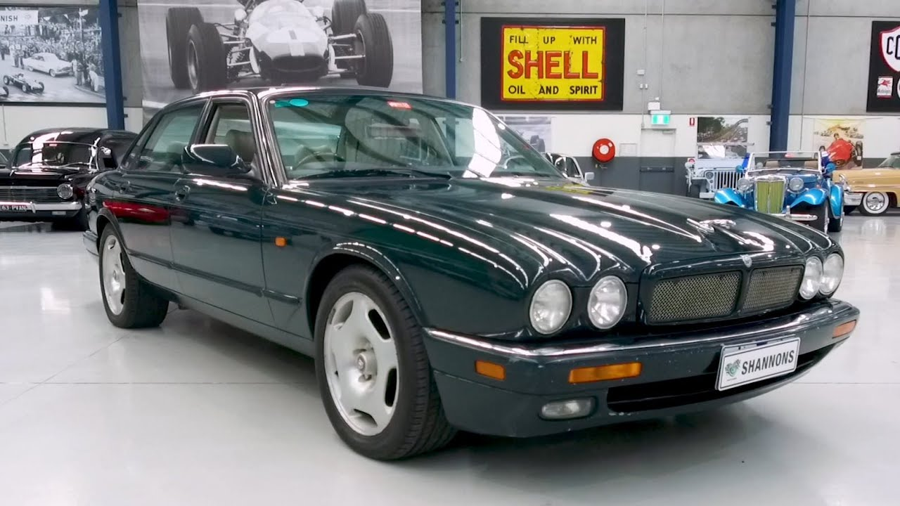 1996 Jaguar XJR 4.0 'Supercharged' Saloon - 2020 Shannons Winter Timed Online Auction