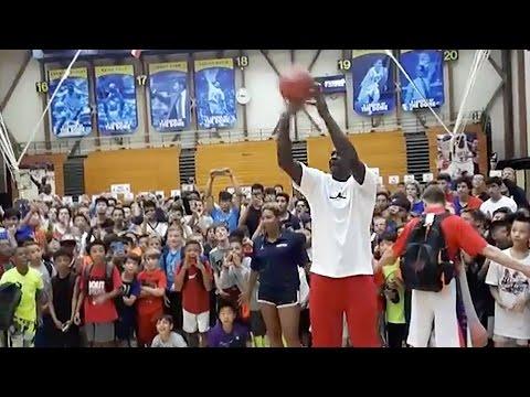 Michael Jordan Doesn't Let Kids Get Free Jordans, Still the G.O.A.T.