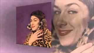 """Видеоклип """"Звезда французской эстрады 1960 -  х годов Катрин Соваж (1929 - 1998)"""""""