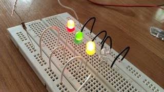 Breadboard With 555 Timer Knowledge Pinterest Arduino