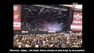 3 Doors Down - Here without You (tłumaczenie, napisy PL)